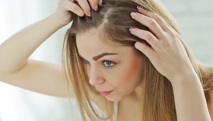 Peeling głowy - jak zrobić? - blog o włosach i urodzie - Annively